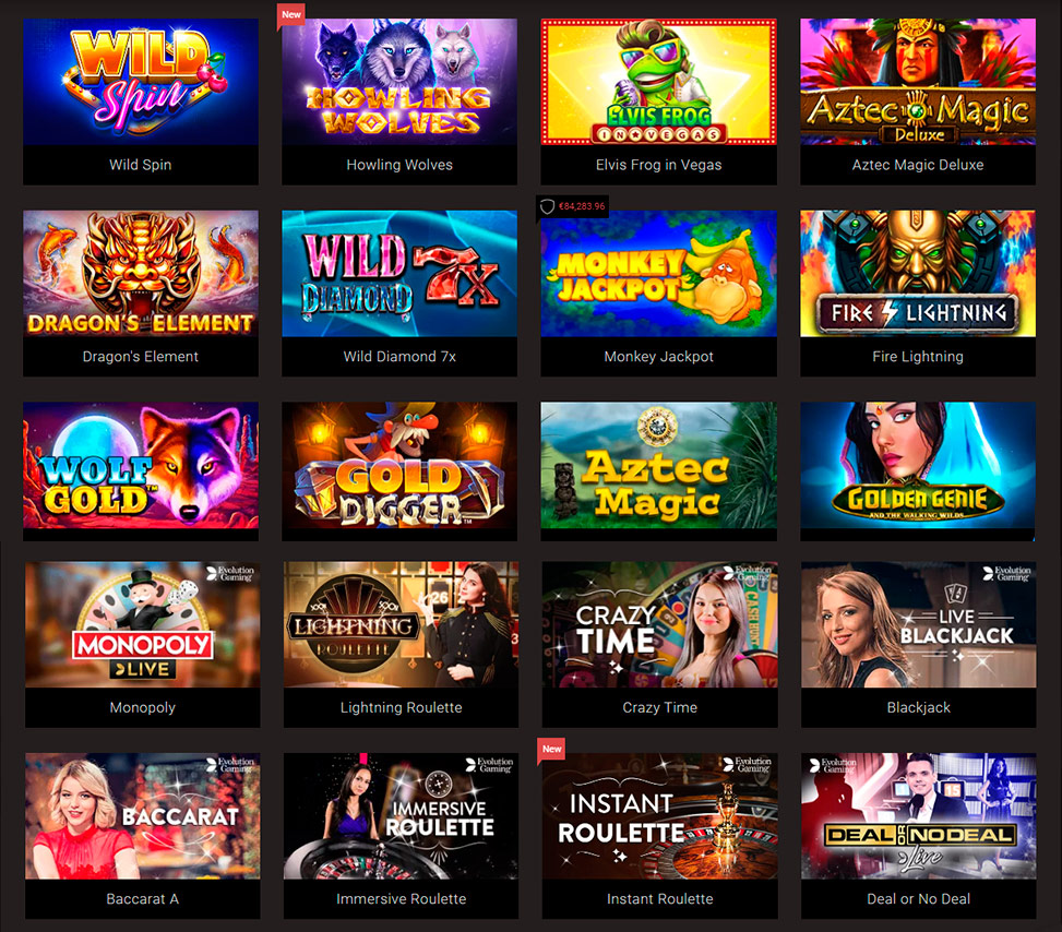 Free Online Slots And Casino