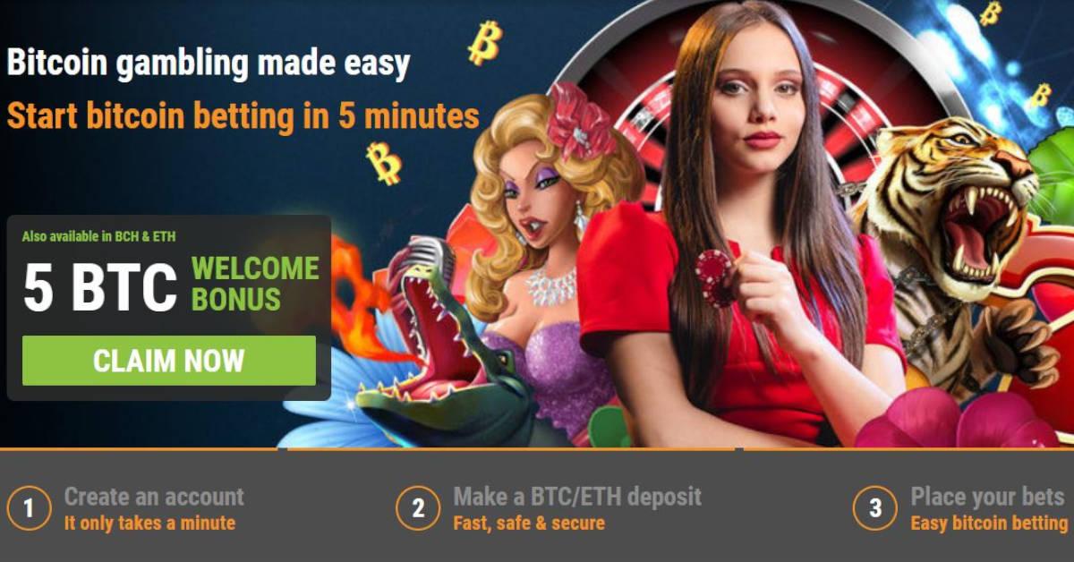Bitcoin casino 10 bonus ohne einzahlung