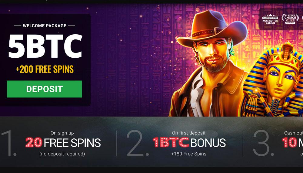 Neue online bitcoin casino bonus ohne einzahlung