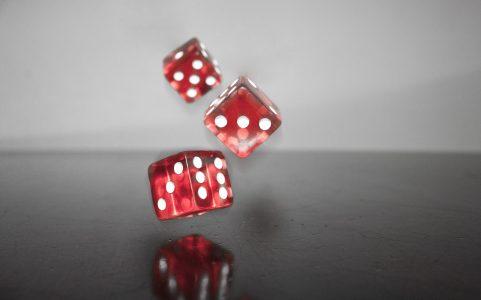 Dice game c#
