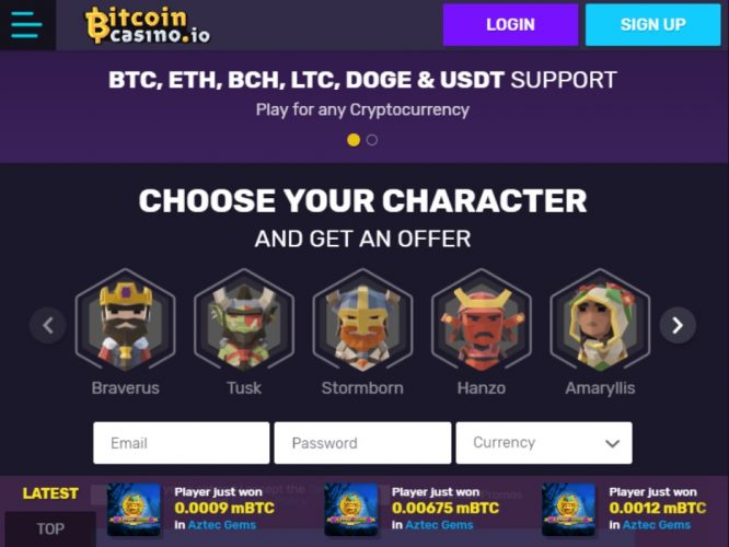 Crypto thrills casino.com